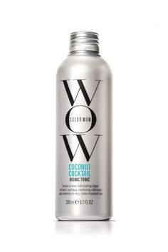 Color Wow Coconut Cocktail Bionic Tonic, $24,leave-in treatment that mimics the lipid layer - leaves it really healthy looking