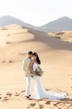 Chic Elopement in the Arabian Desert – Effleurer Photo 27