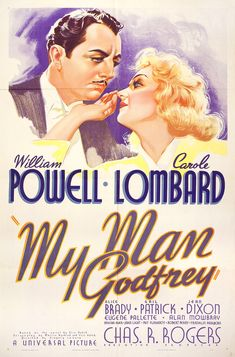 Iconic Movie Posters, Iconic Movies, Film Posters, Good Movies, The Criterion Collection, Carole Lombard, Poster Series, We Movie, Universal Pictures