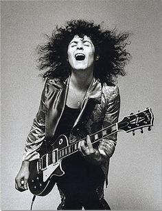 Marc Bolan, my all time fav!                                                                                                                                                                                 もっと見る