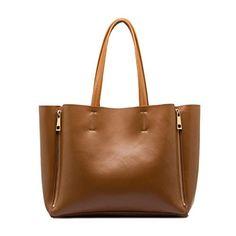 Grand Womens Genuine Leather Handbag Zipper Large Capacity Shoulder Top-Handle Tote Bag Purse Grand http://www.amazon.com/dp/B01E7HY6DI/ref=cm_sw_r_pi_dp_Vd6dxb0G1A0N3