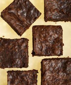 Fudgy Chocolate Brownies|