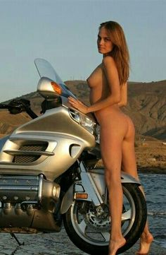 Something is. Naked girls on motorcycles goldwing join