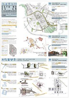 Propuestas urbanas Architecture Concept Diagram, Conceptual Architecture, Architecture Panel, Architecture Portfolio, Landscape Architecture, Architecture Diagrams, Presentation Board Design, Architecture Presentation Board, Architectural Presentation
