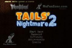 #kids_games #kid_games #kids_games_online update new games http://www.kidsgamesonline.net/games-tails-nightmare-2.html