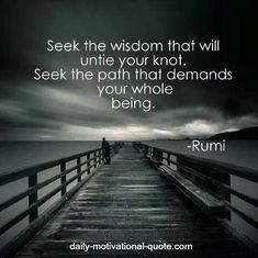 Seek the wisdom that will untie your know. Seek the path that demands your whole being. Rumi #westcoastaromatherapy #learnaromatherapy #learnaboutessentialoils #aromatherapycourses #aromatherapyschool #1iloveessentialoils #essentialoils4everyone