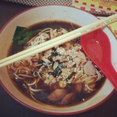 #Ramen with babas