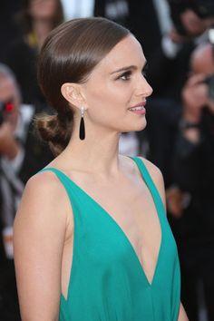 Cannes 2015 Beauty: La coiffure Nathalie Portman