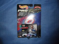 Hot Wheels Pro Racing 1998 Preview Edition Mark Martin Nascar #6 Ford Taurus by Mattel. $4.89. Mark Martin, #6 Valvoline - Ford Taurus - NASCAR. New - Mint - Rare - Limited Edition - Collectible. Out of Production - 1:64 Scale Die Cast Metal. 1998 - Mattel - Team Hot Wheels - Pro Racing - Preview Edition. Upper Deck Exclusive Collector Card - Adult Collectible. 1998 - Mattel - Team Hot Wheels - Pro Racing - Preview Edition - NASCAR - Mark MArtin - #6 Valvoline - For...