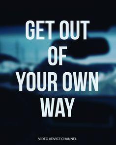 More motivation athttps://www.youtube.com/c/VideoAdvice  #motivation #daily #videoadvice #advice  #inspiration #inspirationalquotes #quotes #quote #quoteoftheday #passion #happiness #dream #believe #believeinyourself #progress #change  #mondaymotivation #starttoday #work #workhard #nevergiveup
