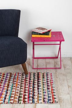Right Angles Handwoven Rug - Urban Outfitters