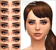 Mod The Sims - Montmartre -7 mascaras-
