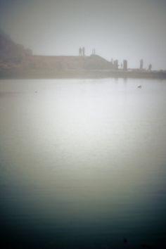Sutro Baths in Fog