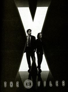 """The X-Files might be the scariest TV show ever. That's all."" Agreed. Yet I watch it every night before I go to sleep."