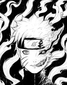 Naruto by AdrianDadich.deviantart.com on @DeviantArt