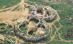 mnajdra temples - megality malty