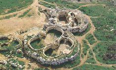 mnajdra temples - megality malty