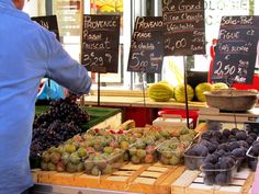Toulon figs #Provence #Markets @Belle_Provence