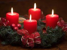 Preparandonos para Navidad: Corona de Adviento