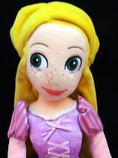 "Disney Rapunzel 22"" Plush Tangled"