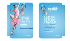Diseño Grafico - Señaletica campaña Afinitor Novartis