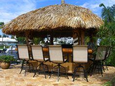Tiki Bars in Florida is also very famous that can make your stay comfortable like never before. While seeking some Tiki huts, make sure that you explore them thoroughly to get the best one and avoid any trouble. This can make your stay enjoyable and memorable.