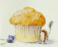 ~Muffin Hedgehog~
