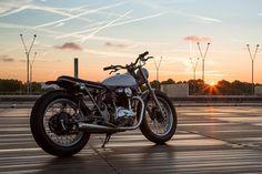The French Way: Bad Winners' Kawasaki W650 | Bike EXIF