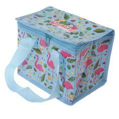 Bolsa Refrigerante Flamencos: Tape Pink