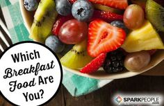 Quiz: What's Your Breakfast Food Personality?