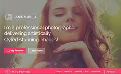 20 Best Free Photography WordPress Themes