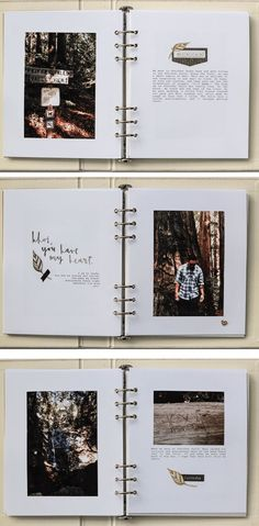 Gifts For Boyfriend - Valentine's Day Gift Ideas For Him Sevgililer Günü İçin Ne Hediye Alsam . Album Journal, Scrapbook Journal, Photo Journal, Love Journal, Wedding Photo Albums, Wedding Album, Wedding Photos, Wedding Book, Foto Gift