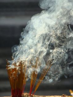 My house always has incense burning. Adore the energy it gives the home.