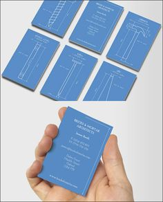 creative Business Cards For Architects