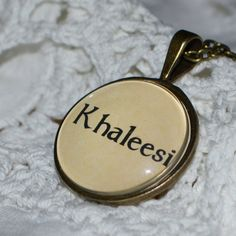 Handcrafted Dothraki Khaleesi  Queen  by KitschKatKeepsakes, £6.50