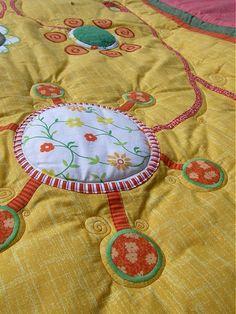 V krajine zázrakov - prehoz No.3 :) by kajura - SAShE.sk - Handmade Úžitkový textil
