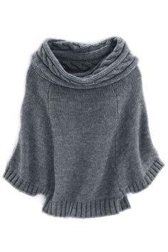 Cape-Pullover von Hayward - Bilder