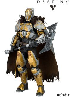 "Lord Saladin Rise of Iron Banner Titan McFarlane 2017 10"" Destiny Action Figure #McFarlaneToys #Destiny #Destiny2 #PS4 #Xbox #Guardian #Titan #LordSaladin #Ghost #Cayde6"