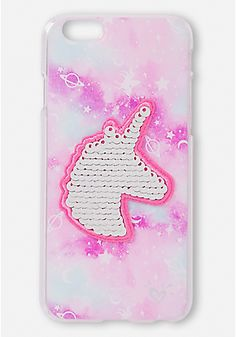 Flip Sequin Unicorn iPod Touch Case