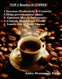 Have your coffee guilt free :)