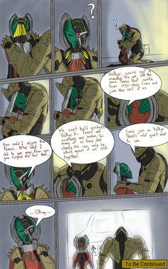 Valkyr Warframe Comic-Broken Free Page 16(Final) by JackieTeJackal.deviantart.com on @DeviantArt