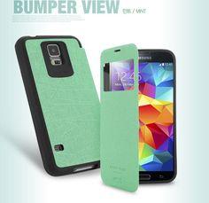 ARIUM BUMPER VIEW ANTI-SHOCK CASE FOR GALAXY S3. $13.60