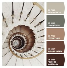 Paint colors from #ColorSnap by #Sherwin-Williams #pantone fall fashion report 2016 neutral taupes grays gray greys grey browns cool muted stairway inspired whites beige greige sophisticated minimalist simple basic traditional branding brand identity design palette earthy earthen strong solid fashion forward trending fashion minimalism old stand by good firm honest resolute interior design kitchen bathroom office bedroom industrial chic clean lines laundry room library #chipit…