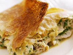 Herzhafte Pastete auf tunesische Art ist ein Rezept mit frischen Zutaten aus der Kategorie Hähnchen. Probieren Sie dieses und weitere Rezepte von EAT SMARTER!