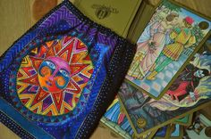 bag for tarot cards