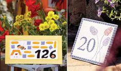 Numeros criativos! www.diycore.com.br