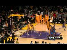 Kevin Durant's Game Winner in Game 4 vs Lakers #nba