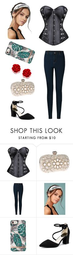 """Black Style"" by veenrol ❤ liked on Polyvore featuring Vero Moda and LULUS"