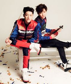Seungyeon & Sungjoo