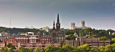 Georgetown University - I attended the School of Foreign Service, at Georgetown University from 1957-1961